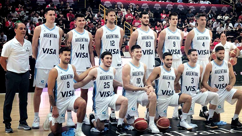 Argentina cuenta con 15 jugadores de cara a los Juegos Olímpicos