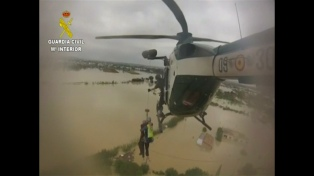 Evacuaron a 1.700 personas por inundaciones que ya causaron seis muertos