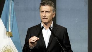 Macri recibe a los titulares del BID y de la Xunta de Galicia, y a la tarde viaja a Tucumán