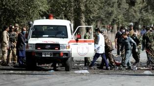 Al menos 24 muertos en dos atentados talibanes
