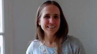 """Mariana Gené: """"La política está hecha de lazos humanos"""""""