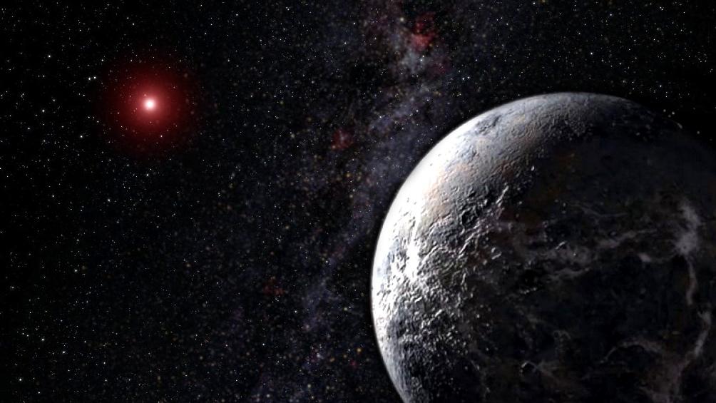 """Los astrónomos están estudiando muchos exoplanetas """"que tienen entre 10 y 30 millones de años""""."""