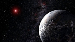 Detectan un disco de gas y polvo que permitiría probar teorías sobre la formación de planetas
