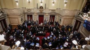 El Senado se apresta a aprobar el Presupuesto 2020 después de Navidad