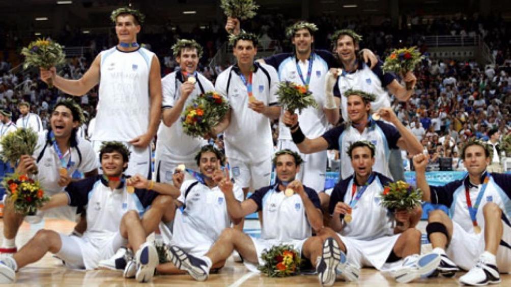 Una generación que llevó al básquet argentino a lo más alto.