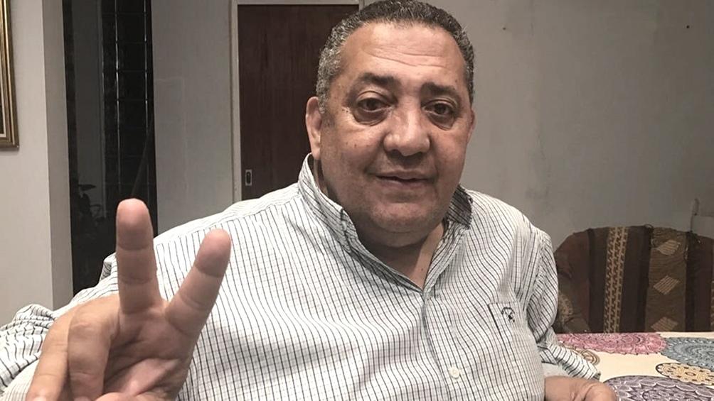 Luis D´Elía fue condenado a cuatro años de prisión por la toma de una comisaría del barrio porteño de La Boca en 2004.