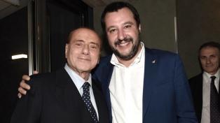 Salvini abre la puerta a una alianza con Berlusconi para las elecciones regionales