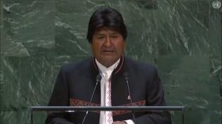 """Morales: """"Bolivia no renunciará a su derecho de acceder soberanamente al Océano Pacífico"""""""