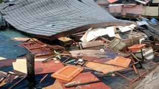 Un sismo en las islas Molucas causó al momento 20 muertos