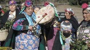 Presentan un proyecto de ley para que el idioma mapuche sea oficial