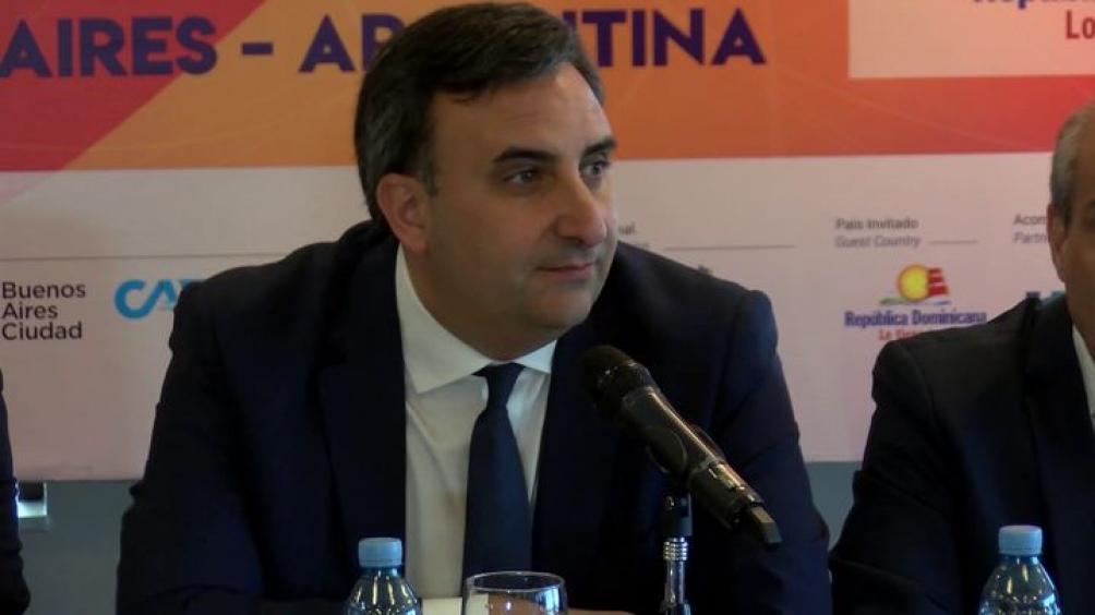 Gustavo Hani Pte. Federación Argentina de Asociaciones de Empresas de Viajes y Turismo