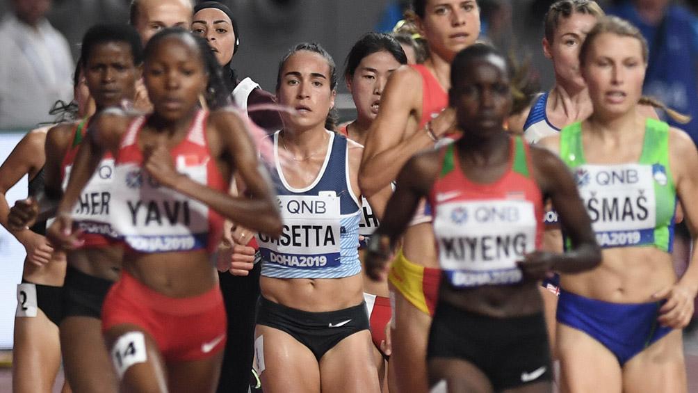 Casetta pidió «olvidarse rápido» de su desempeño en los Juegos Olímpicos