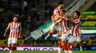 Unión pasó a la segunda ronda tras eliminar a Atlético Mineiro