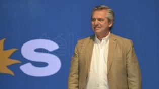 Alberto Fernández dijo que si gana las elecciones creará un Ministerio de la Mujer