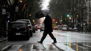 Martes con posibles lluvias aisladas y una máxima de 17° en la ciudad de Buenos Aires