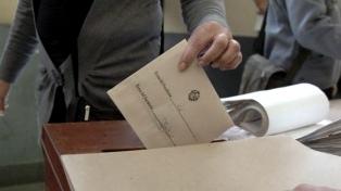 Cerraron las urnas en una jornada con gran participación y entusiasmo