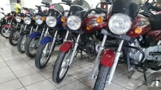 Están disponible los créditos para la compra de motos a 48 meses y tasas bonificadas