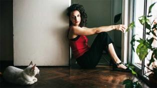 """Leila Sucari: """"La maternidad es un tema que me llama mucho desde siempre"""""""