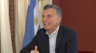 """Macri le pidió al kirchnerismo acordar un """"presupuesto sincero"""" que no sea """"un botín político"""""""