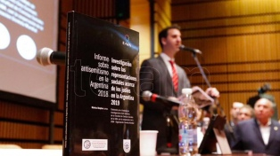"""Un estudio de la UBA alertó que persisten """"visiones negativas"""" sobre los judíos en Argentina"""