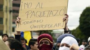 """El Gobierno dice que desactivó un golpe y los indígenas mantendrán las protestas hasta que """"se vaya el FMI"""""""