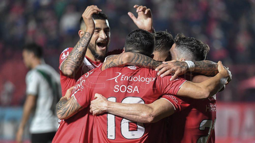 Argentinos Juniors debuta ante Sport Huancayo de Perú