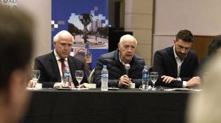 """Lavagna rechazó cualquier puesto en un futuro gobierno: """"Solo soy candidato a presidente"""""""