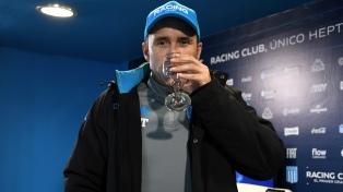 Coudet anunció que se irá de Racing en diciembre rumbo a Inter de Brasil