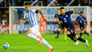 Atlético Tucumán volvió al triunfo ante Talleres