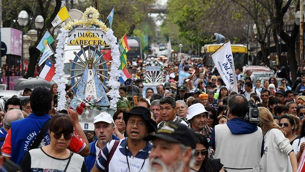 El arzobispo Mario Poli informó que la Peregrinación a Luján no se realizará por la pandemia