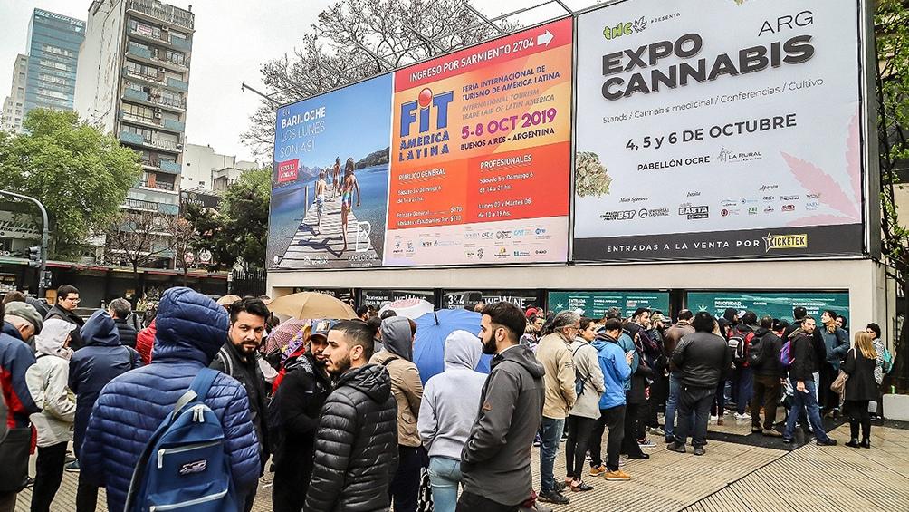 En 2019 la industria de ferias y exposiciones de la Argentina se ubicó en el primer puesto, como el país que realizó más congresos en todo Latinoamérica.