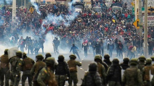 Indígenas y víctimas acusaron al Estado ecuatoriano por cometer delitos de lesa humanidad