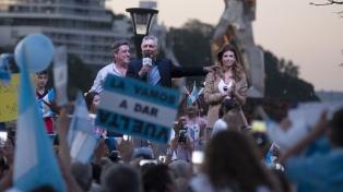 """Macri: """"No hay disculpa para quienes venden droga ni ninguna razón que justifique envenenar a otros"""""""