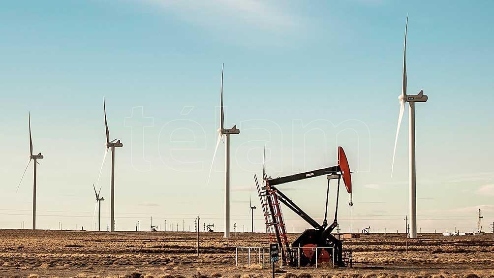 Energía eólica, una de las opciones para transformar la matriz energética de la Argentina que se analizaron en el encuentro.