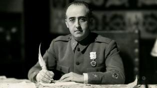El gobierno anuncia que exhumará los restos de Franco antes del 25 de octubre