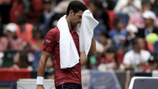 Serbia cayó ante Rusia en cuartos de final y Djokovic se despidió del torneo