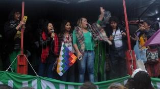 Encuentro de Mujeres: proponen que haya cupo femenino en los poderes Ejecutivo y Judicial