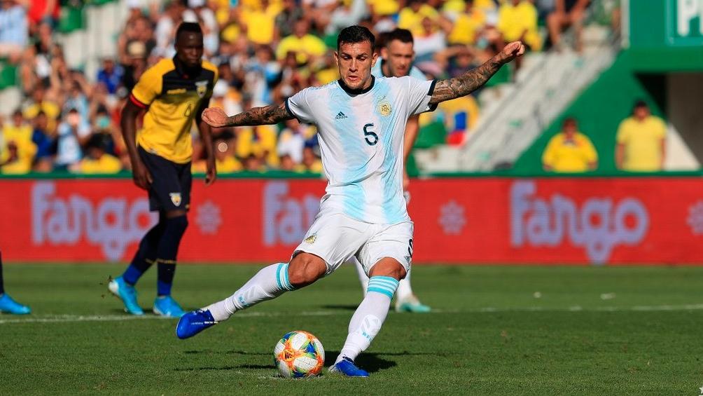 Argentina bajó un escalón en el ranking FIFA (foto archivo)