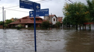 Hay más de 5.000 evacuados en 20 centros de albergue en La Matanza