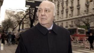 Casación rechaza suspender por incapacidad el juicio al ex titular de la SIDE Anzorreguy