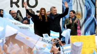 Con Macri como orador central, Cambiemos apuesta a una multitudinaria marcha en el Obelisco
