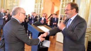 Faurie inauguró la primera sede regional de la Corte Permanente de Arbitraje
