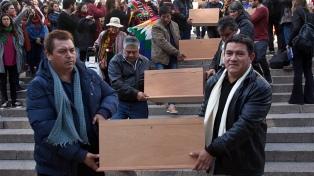 El Museo de La Plata restituirá este jueves los restos de un cacique al pueblo Qom