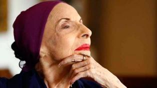 """La """"prima ballerina"""" cubana Alicia Alonso falleció a los 98 años en La Habana"""
