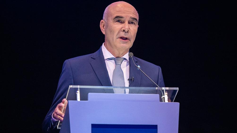 Gómez Centurión cerró su campaña para las PASO en Morón