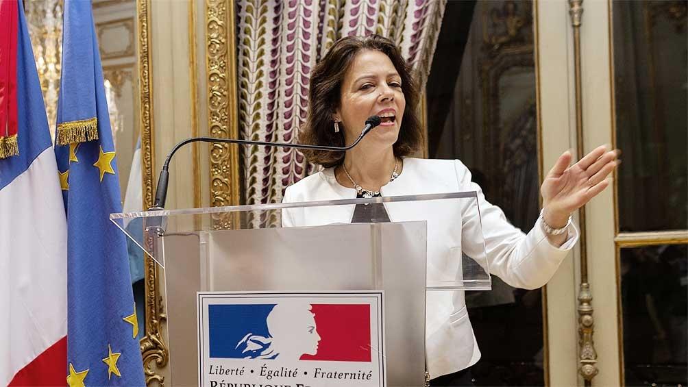 Organismos de DDHH y familiares de exfuncionarios detenidos se reunieron con la embajadora de Francia