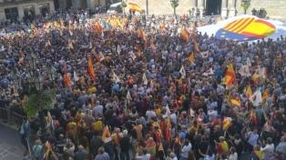 Furia, frustración y deseo de cambio detrás de las barricadas urbanas en Barcelona