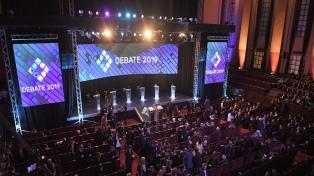 Los seis candidatos presidenciales vuelven a debatir, esta vez en la UBA