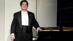 Bruno Gelber actuará en noviembre junto a la Banda Sinfónica de Ciegos en el CCK