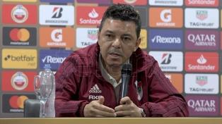 """Gallardo: """"El partido de mi vida deportiva ya lo jugué y fue a fin de año en Madrid"""""""